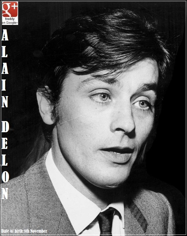 ALAIN DELON 2 MEN IN THE TOWN PETIT-DIEULOIS