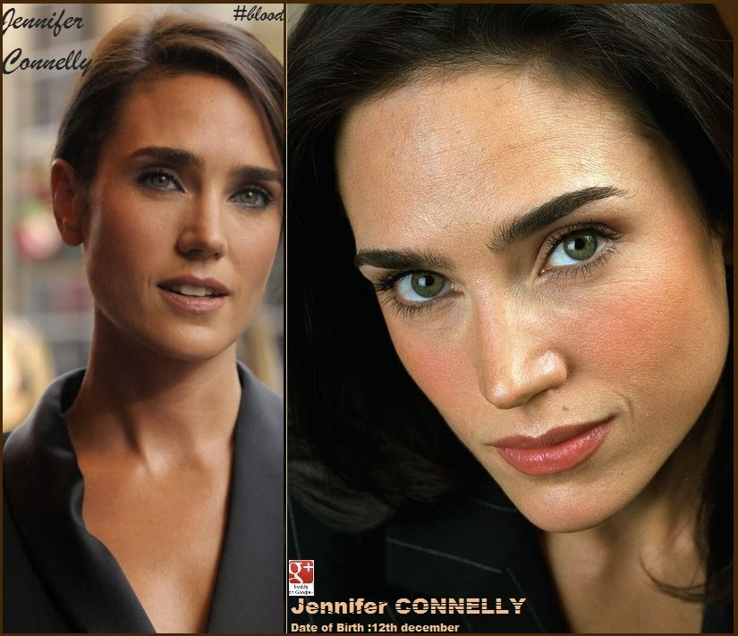 JENNIFER CONNELLY PETIT-DIEULOIS