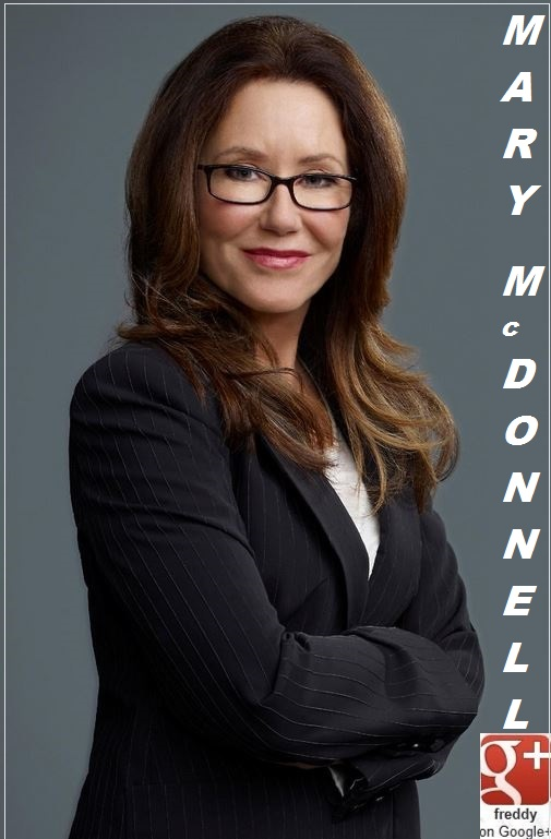MARY McDONNELL - PETIT-DIEULOIS