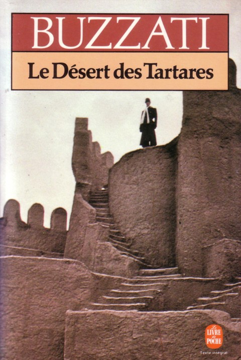 THE TARTAR STEPPE-1940- BUZATTI by Frederic PETIT-DIEULOIS