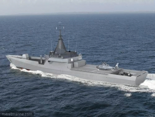 OPV GOWIND NAVAL GROUP DIEULOIS