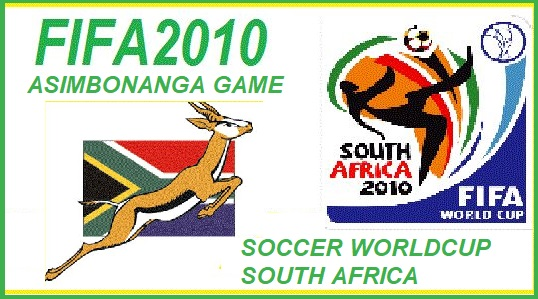 DIEULOIS GAME FIFA WORLD CUP 2010 asimbonanga