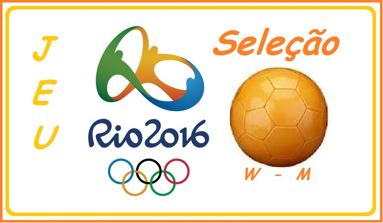 jeux olympiques RIO 2016: olympice games soccer- football