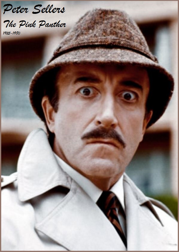 PETER SELLERS 1925-1980  DIEULOIS