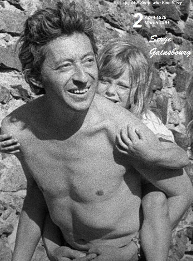 25 YEARS SERGE GAINSBOURG DIEULOIS
