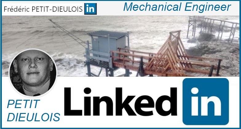 LINKEDin ENGINEER FREDERIC DIEULOIS