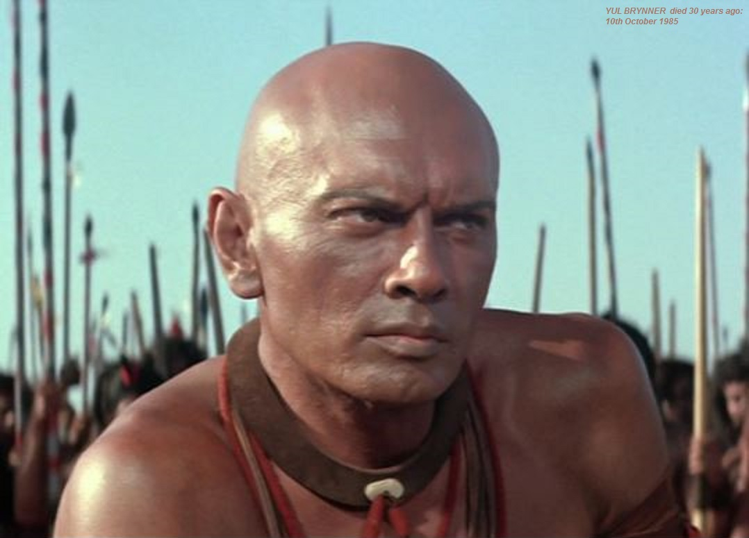 KINGS OF SUN / YUL BRYNNER PETIT-DIEULOIS