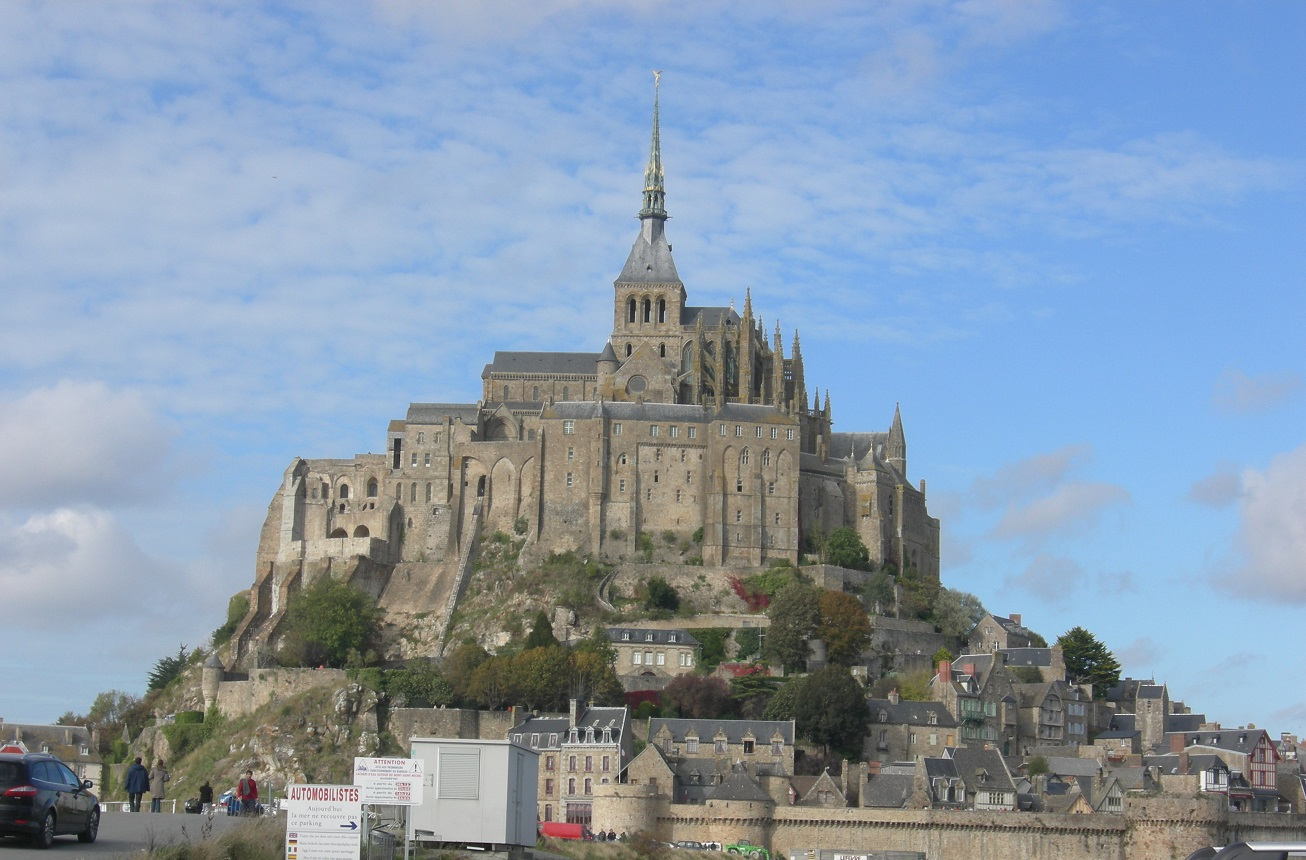 NORMANDY - MONT SAINT MICHEL- PETIT-DIEULOIS