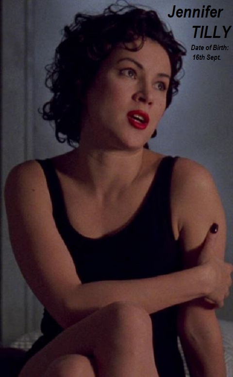 JENNIFER TILLY  PETIT-DIEULOIS