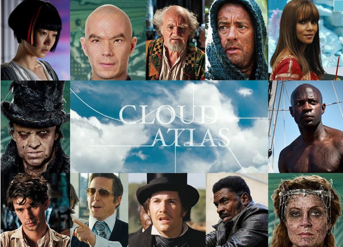 CLOUD ATLAS: 2012 MOVIE PETIT-DEIULOIS