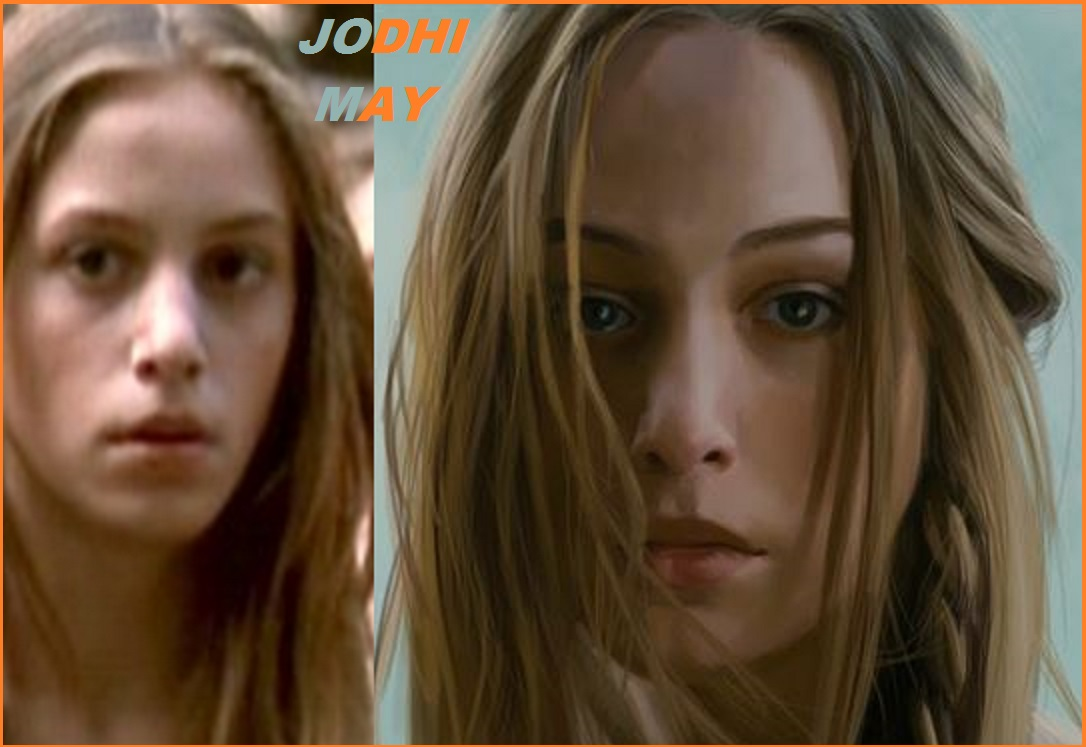 LAST OF MOHICANS : ALICE : JODHI MAY PETIT-DIEULOIS