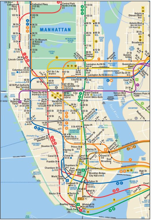 NewYork Usa::PLAN & MAP & COUNTRY