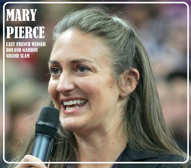 2018 Mary Pierce