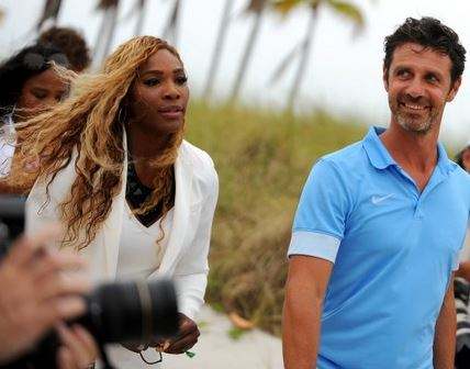 serena williams DIEULOIS