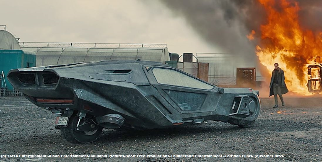 BLADE RUNNER 2049 4th OCTOBER PETIT-DIEULOIS