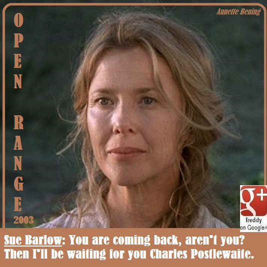 quote of ANNETTE BENING