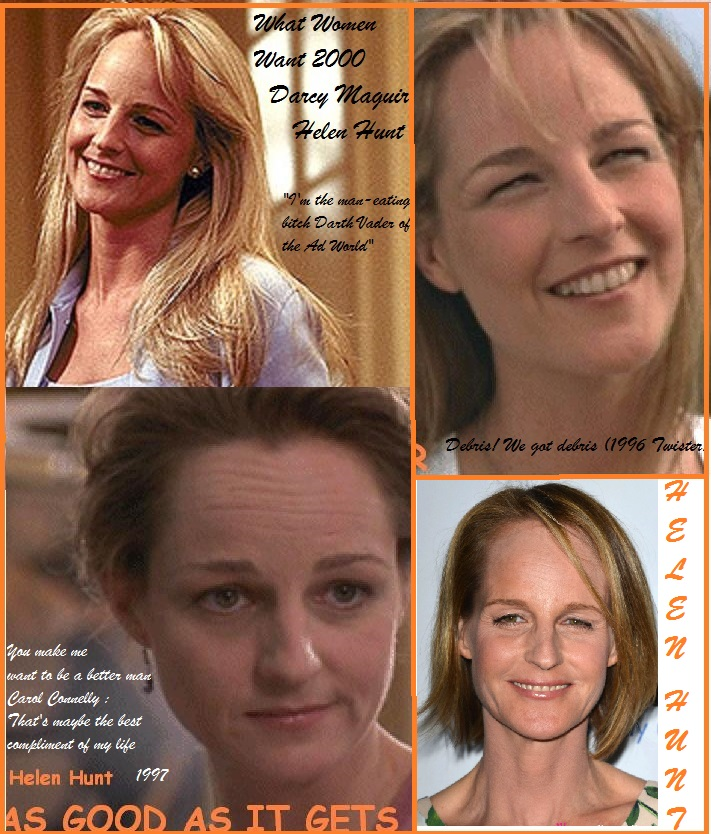 HELEN HUNT AS GOOD  Frederic PETIT-DIEULOIS