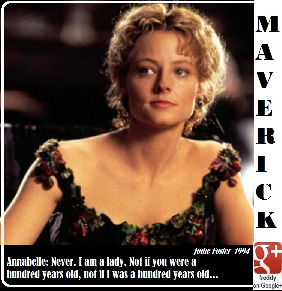 quote of JODIE FOSTER