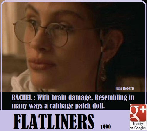 JULIA ROBERTS- FLATLINERS by Frederic PETIT-DIEULOIS