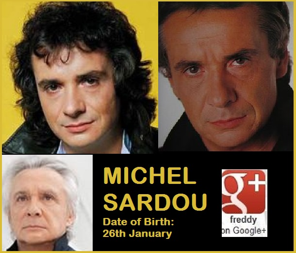 MICHEL SARDOU the best