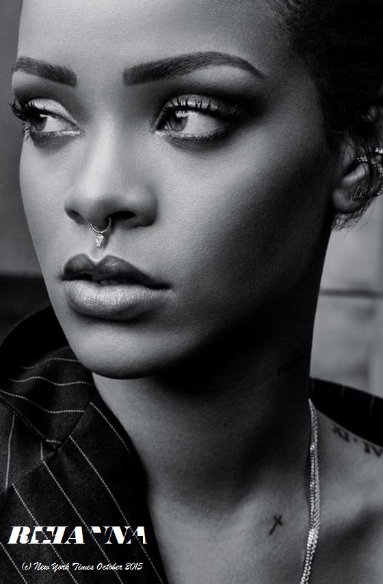 RIHANNA NYTIMES 2015 OCT. PETIT-DIEULOIS