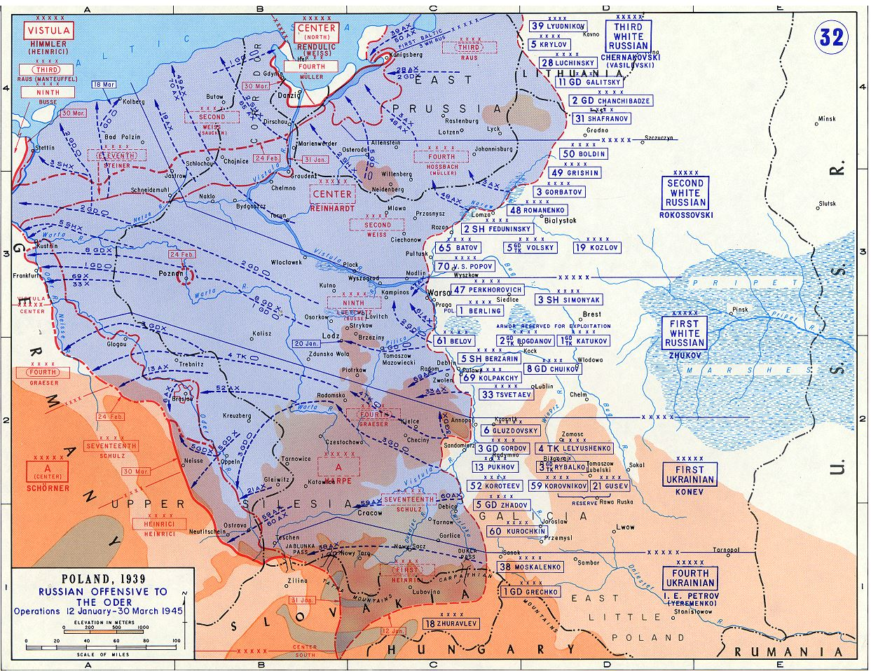 Axis collapse, Allied victory PETIT DIEULOIS