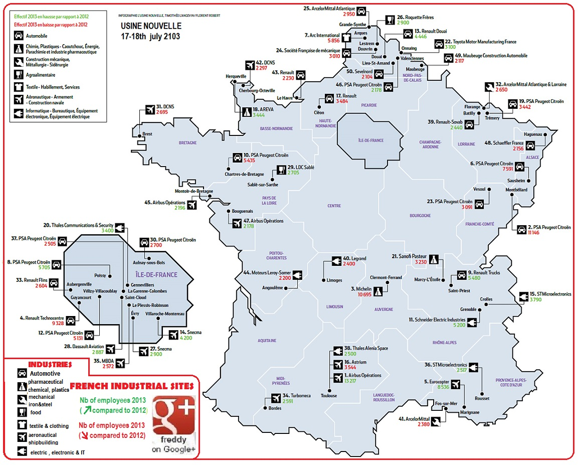 2013 FRENCH INDUSTRIAL SITES DIEULOIS