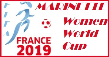 2019 FIFA MARINETTE WOMEN WORLD CUP SOCCER