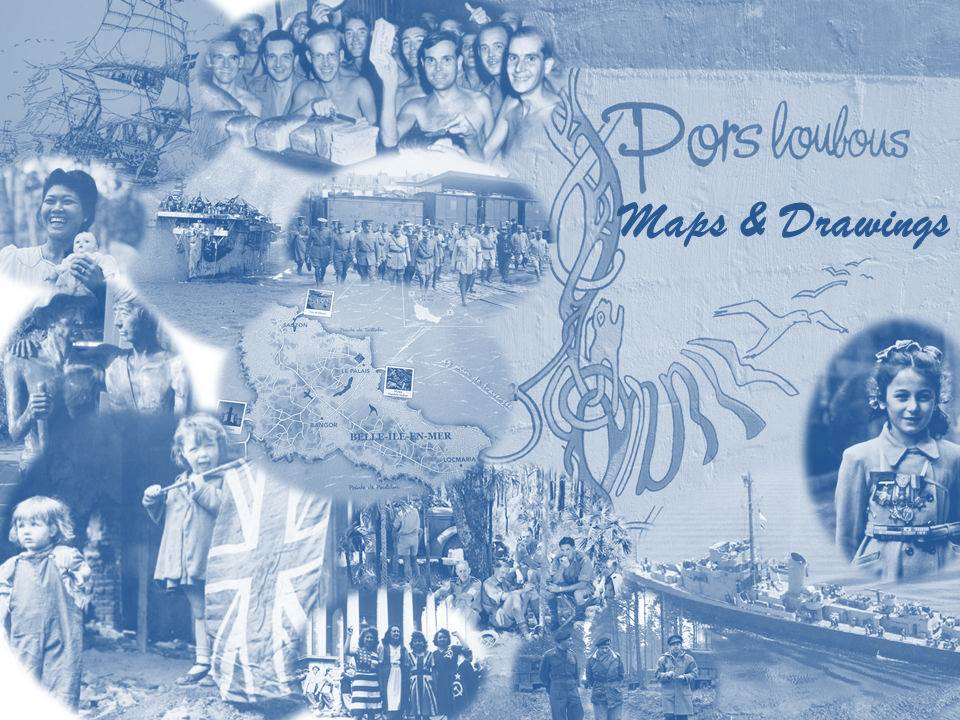 MAPS & DRAWINGS MEWE PETIT-DIEULOIS