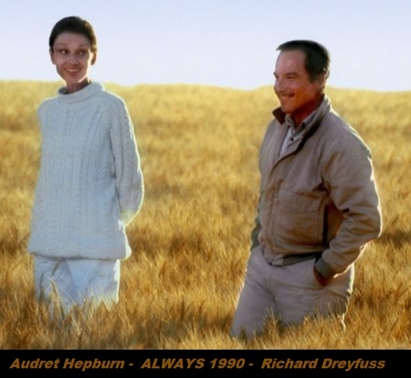 ALWAYS-RICHARD DREYFUSS-AUDREY