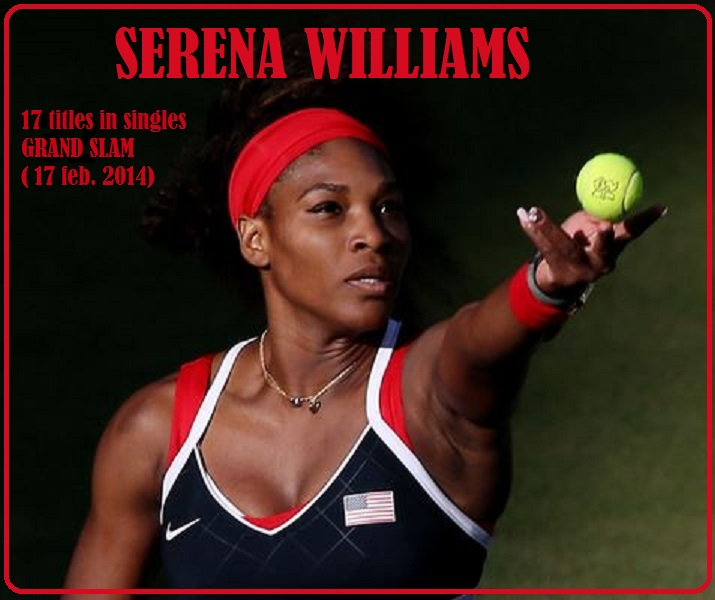 Best pictures of sportwomen : serena williams