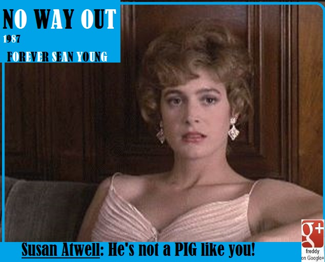 NO WAY OUT with Sean Young DIEULOIS