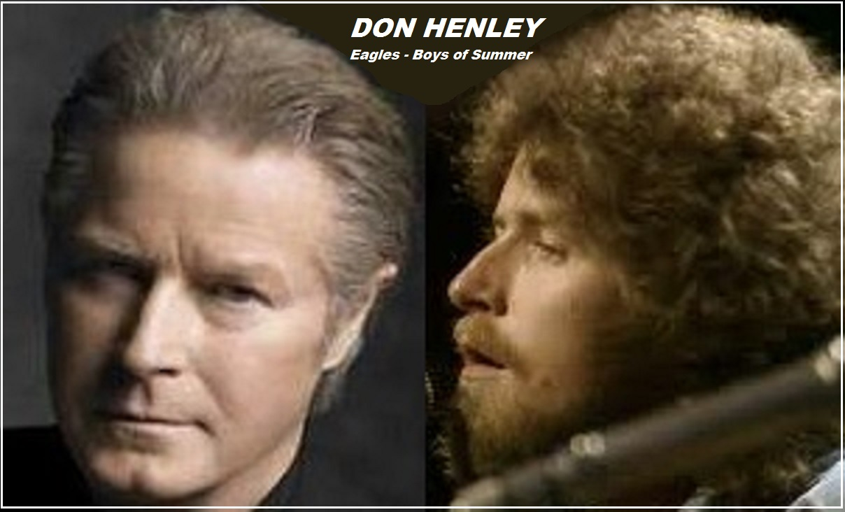 DON HENLEY EAGLES PETIT-DIEULOIS