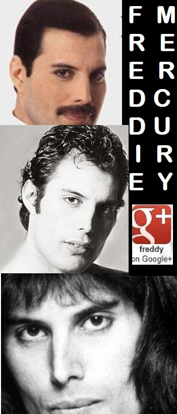FREDDIE MERCURY BY FREDDY DIEULOIS